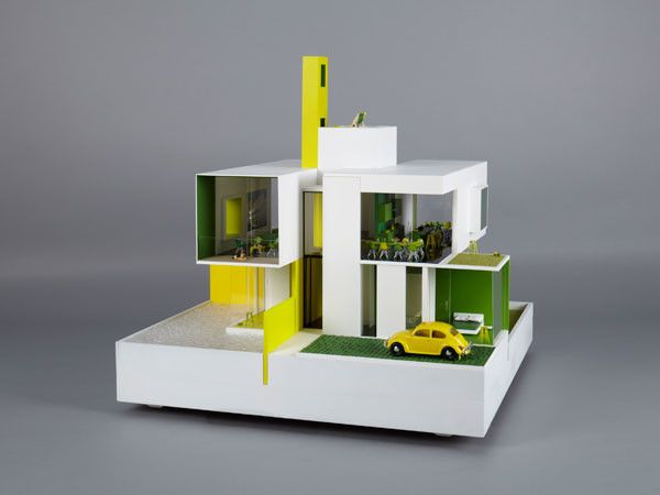 Architects Designing Doll Houses | Realtor Rosemary