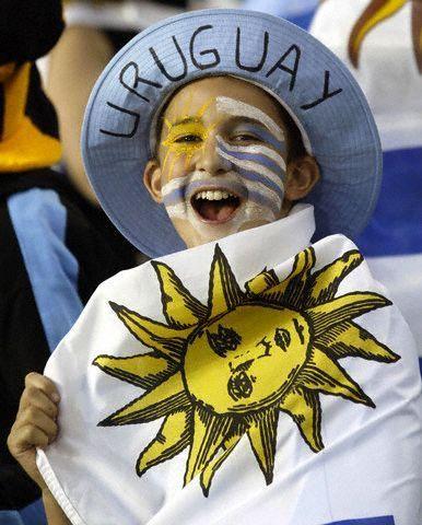Little boy from Uruguay. (Uruguay, South America)