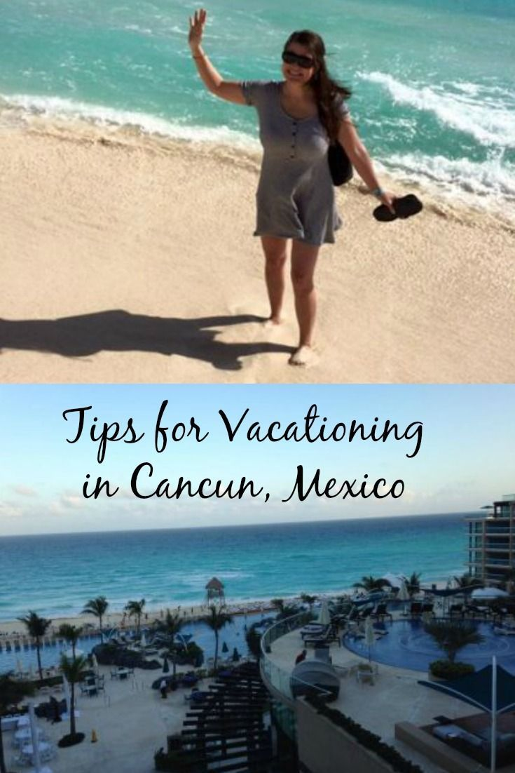 Tips for Vacationing in Cancun Mexico #travel #travelblogger #cancun #mexico #traveltips