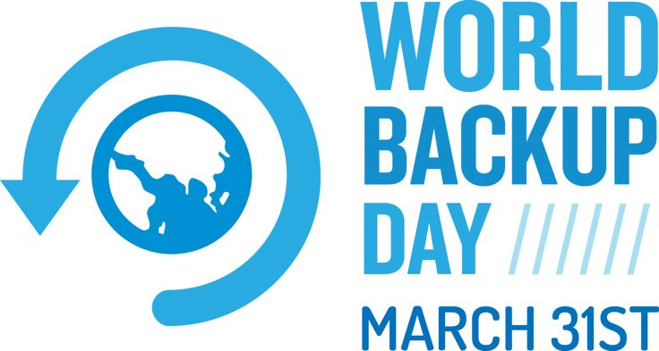 Did you know tomorrow is World Backup Day? #worldbackupday