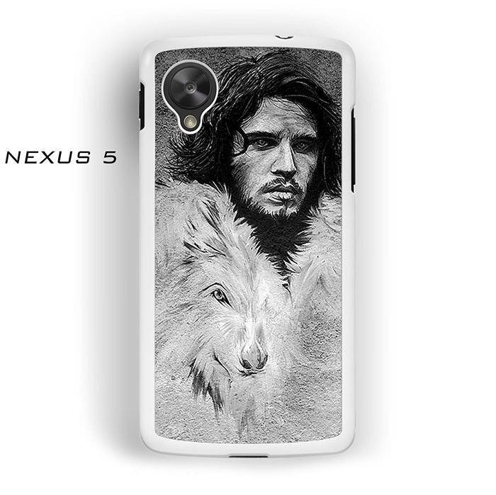 Jon Snow jon snow AR for Nexus 4/ Nexus 5 phonecase