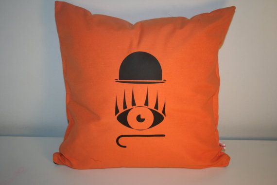 Clockwork orange   cushion  cover  40x40cm 16x16 inches