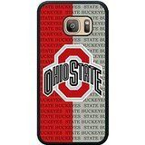 Buy S7 TPU Protective Case with Ncaa Big Ten Conference Football Ohio State Buckeyes 2 Black for Samsung Galaxy S7 Black TPU Cover NEW for 2.08 USD | Reusell