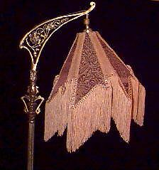 58 best victorian lamp shades images on pinterest victorian lamp victorian bridge lamp shades mozeypictures Gallery