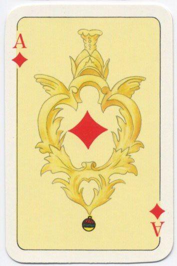 Король-Солнце. - Игральные карты и их коллекционирование