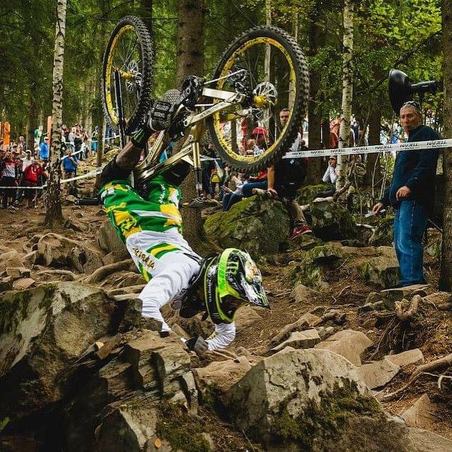 18 Best Images About Mountain Bike Crash Pics On Pinterest