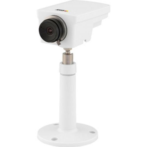 AXIS 0339-001 AXIS M1104 FXD 2.8MM HD/MP POE by Axis. $461.51. AXIS M1104 network camera with CS-mount, fixed focal lens provides excellent image quality without motion blur using progressive scan at 30 frames per second in 1 megapixel or HDTV 720p resolution. The cost-effective, compactly designed camera offers multiple H.264 and Motion JPEG streams that can be individually optimized for bandwidth and storage efficiency. It features Power over Ethernet support, ...