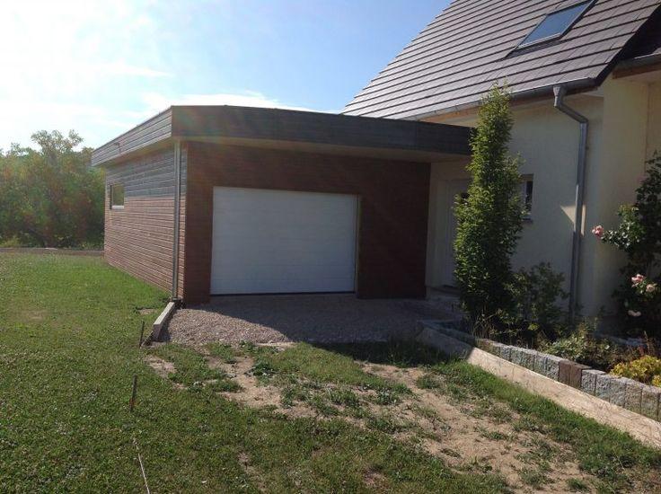 Prix D Un Garage Au M2 Plan Agrandissement Maison Individuelle Kit Extension Bois 30m2 ...