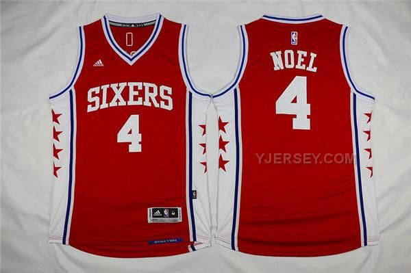 http://www.yjersey.com/nba-76ers-4-nerlens-noel-red-swingman-jersey.html NBA 76ERS 4 NERLENS NOEL RED SWINGMAN JERSEY Only 34.00€ , Free Shipping!
