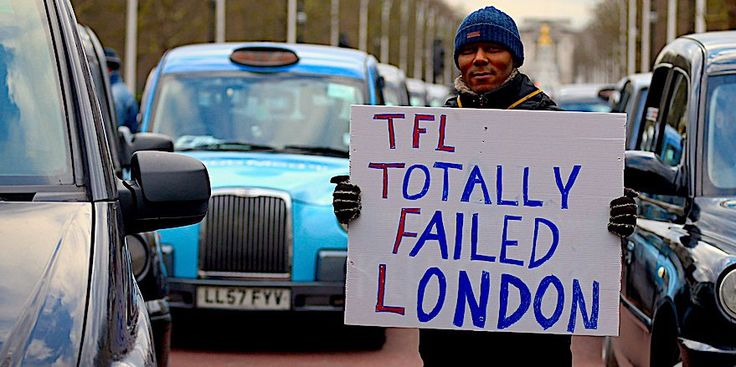 In the long run, Uber will cut 40,000 jobs in London  ||  The company published a patent application for an  http://uk.businessinsider.com/the-london-uber-ban-and-driverless-cars-2017-9?utm_campaign=crowdfire&utm_content=crowdfire&utm_medium=social&utm_source=pinterest