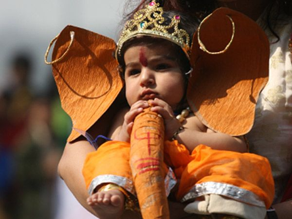 20 Unique Indian Baby Names Inspired by Lord Ganesha