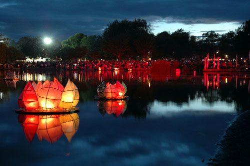 Illuminaires festival, Vancouver