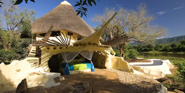 Chongwe River House, Zambezi