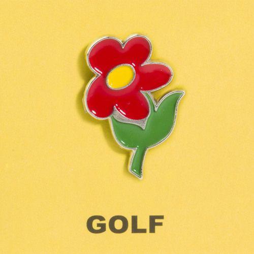 b35a1a8e3cd1 FLOWER PIN BY GOLF WANG - GOLF WANG  8