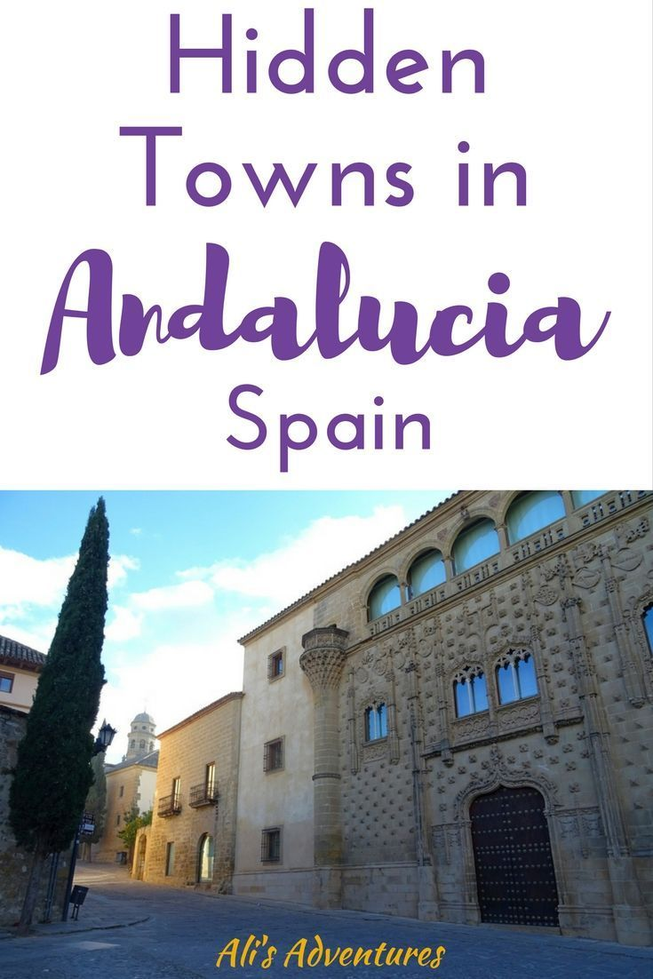 Sometimes it's nice to explore lesser known areas. While participating in a Spanish immersion program I got to explore a few hidden towns in Andalucia. Here's how you can get off the beaten path in this popular region.