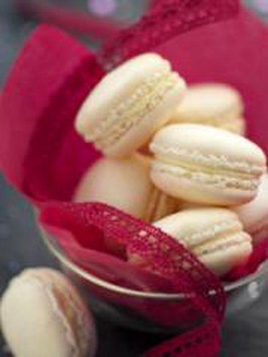 Macarons au Boursault