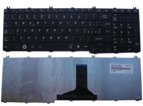 Tastiera italiana nera Toshiba Satellite L750 L750D L775 L775D serie