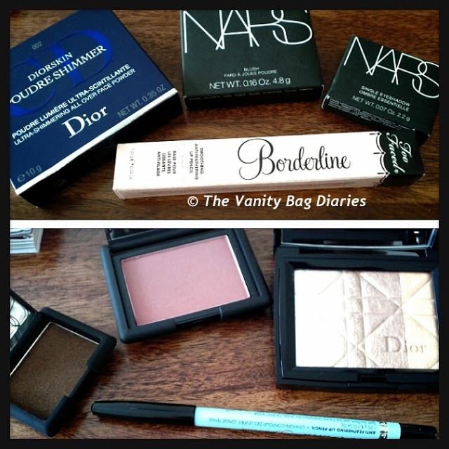 Hi gals,    I am back from USA with a huge haulage and will be sharing my haul posts this week. This post is dedicated to Sephora and Macy's goodies :)     Well I tried my best to behave like a good girl at Sephora and only bought what I intended to buy..            From Sephora I picked