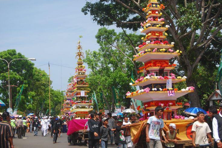 Tabot ceremony of Bengkulu