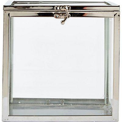 Home affaire Box Glas online bestellen ✓ Kauf auf Raten ✓ Maße (B/T/H): 20/20/20 cm » Jetzt bei BAUR