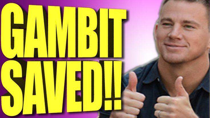 Gambit Movie Saved?! - ETC Daily