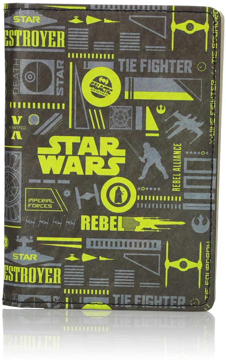 Dynomighty Men's Mighty Passport Star Wars Symbols >>> Click image to review more details. (This is an Amazon Affiliate link and I receive a commission for the sales)