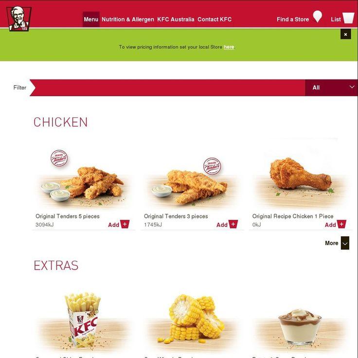 Best 25 kfc menu deals ideas only on pinterest kentucky for Alaska fish and chicken menu