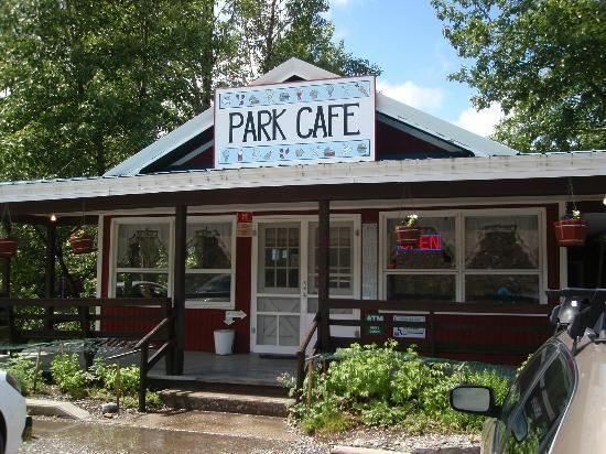 Park Cafe Saint Mary MT
