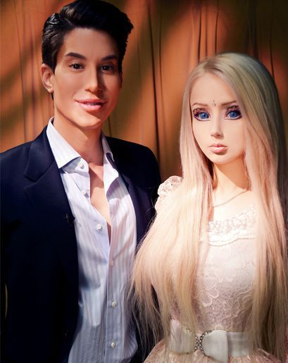 barbie ken sch nheitschirurgie pinterest barbie sch nheiten und lustig. Black Bedroom Furniture Sets. Home Design Ideas