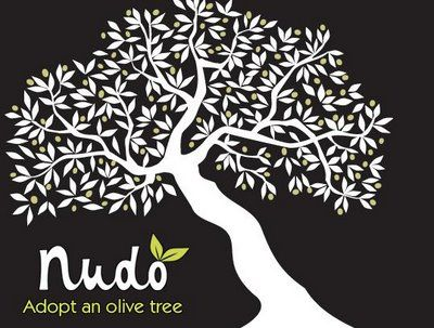 Olive tree graphic (for centrepiece design)