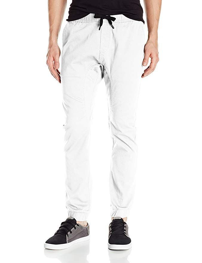 3f4c81ccc39d1b Southpole Men s Basic Stretch Twill Jogger Pants