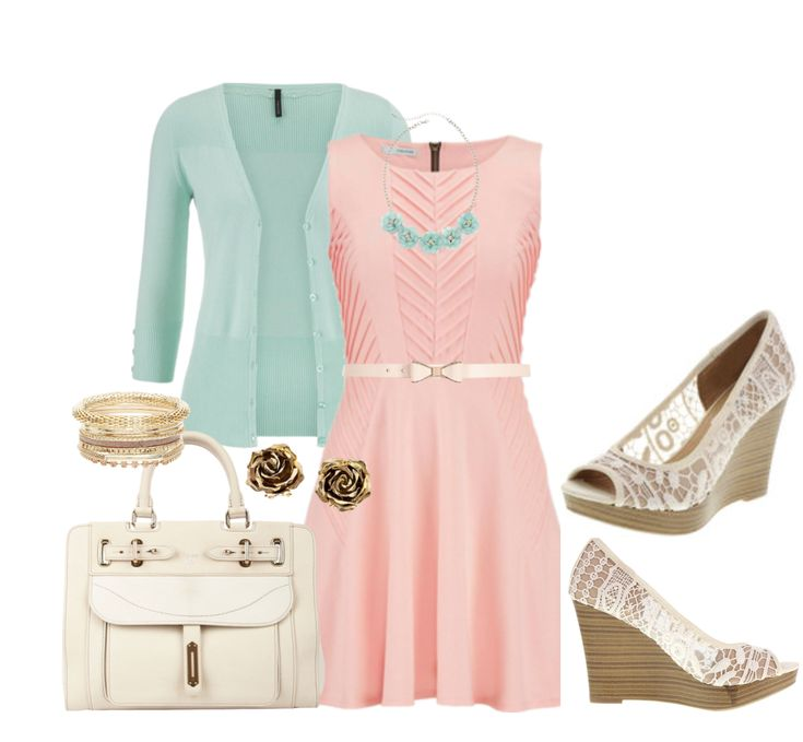 Adorable outfit ideas for Easter and the entire Spring season.
