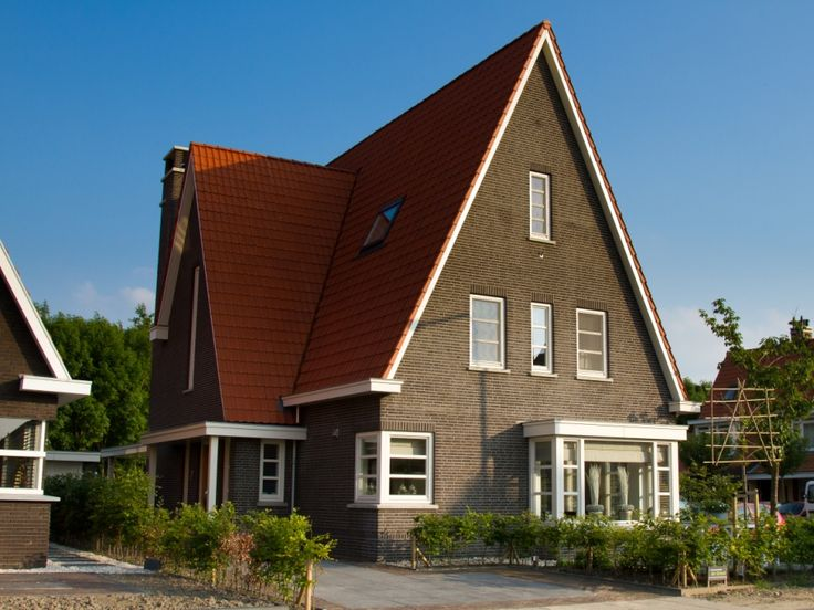 14 best jaren 39 30 architectuur images on pinterest cabin for Holland house design