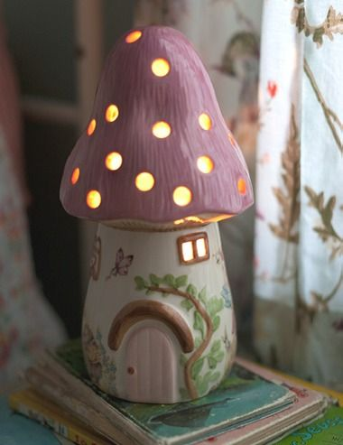 Dewdrop Whimsical Toadstool Light - Pink - $139.95 (AUD)