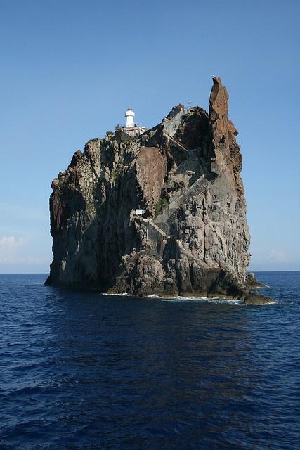 Strombolicchio Aeolian Islands , province of Messina , Sicily .