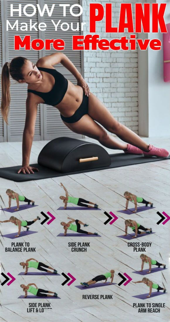 Make Your Planks More Effective And Gain An Amazingly Shaped Set Of Abs With 3 Simple Tweaks