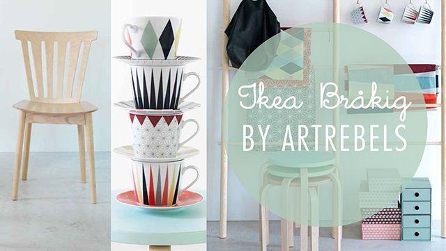 BRÅKIG BY ARTREBELS - IKEA COLLAB