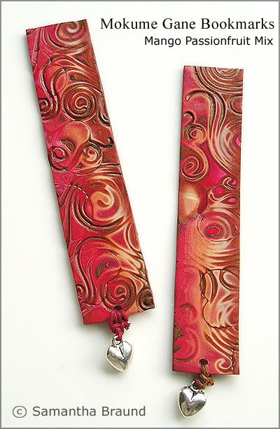 I like these bookmarks | Polymer clay inspiration ...