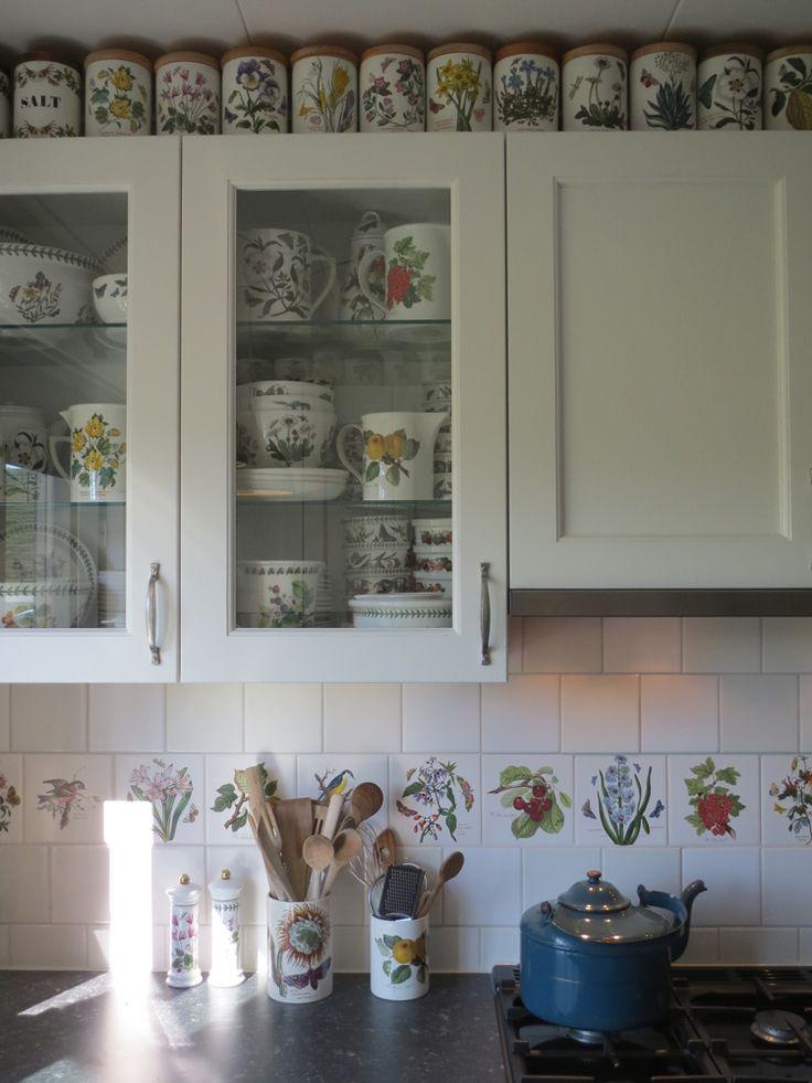 A Portmeirion kitchen | My Portmeirion Collection