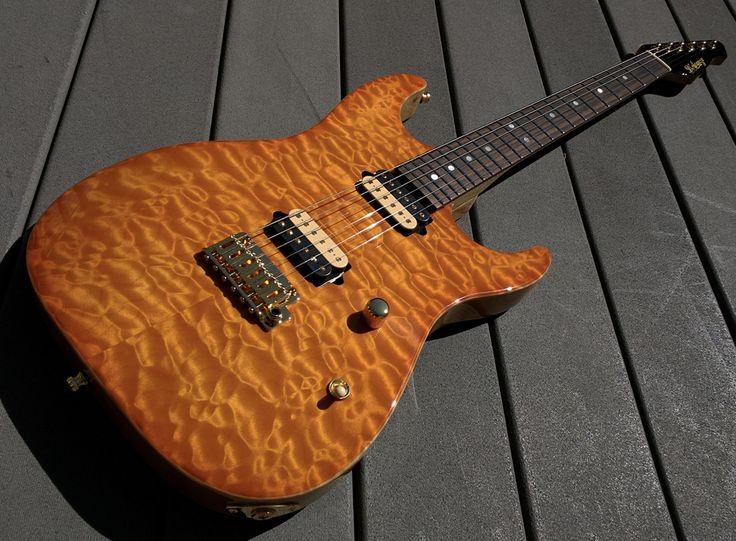 D'Avanzo Guitars - New York