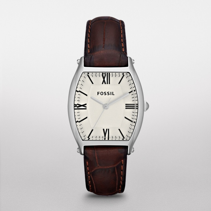 FOSSIL : Wallace Leather Watch