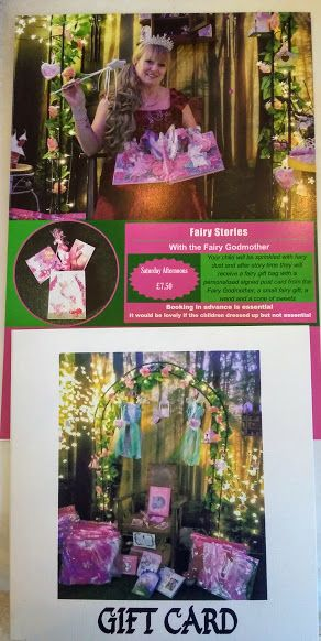 Gift Card for Fairy Stories