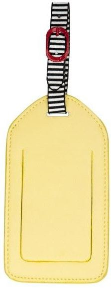 Give your travel adventure or daily routine a charming touch with the colours, textures and patterns featured in Corban & Blair's Stripey Collection.  Perfect for travel with a suitcase, bag or backpack to give it personal style. http://www.byariane.com.au/Corban&Blair-Stripey-Luggage-Tag-Yellow