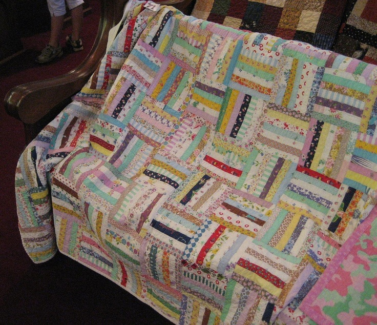 Image result for rail fence quilts