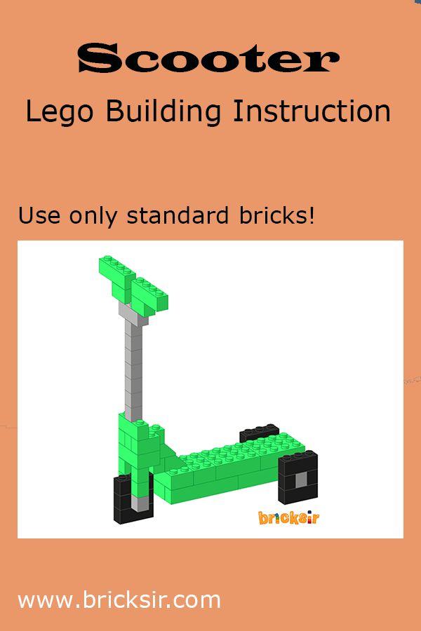 17 Best Lego Instructions Images On Pinterest Lego Building Lego