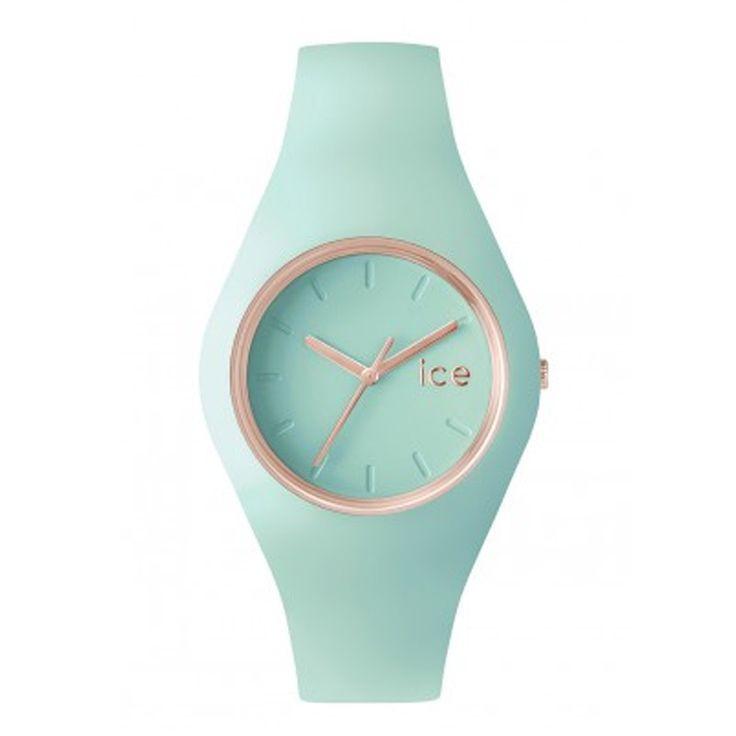 Harveys Jewellers - Ice-Watch Glam Pastel Aqua Watch (small), $119.90 (www.harveysjewellers.com.au)