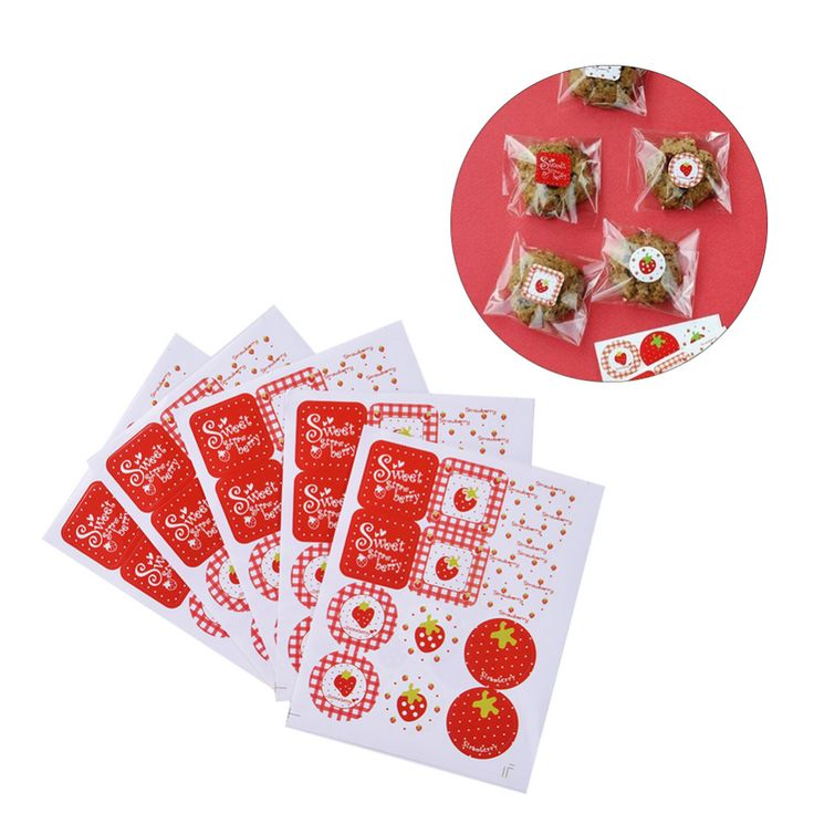 Cheap hand made, Buy Quality hand sealing directly from China hand labellers Suppliers: 5 pcs Handmade Cookie Strawberry Sealing Stickers Label Sticker DIY Hand Made For Gift Cake Baking CakeGift Sealing Sticker