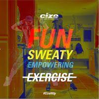 Shaun T's new CIZE Dance Workout Program! LOVE IT! #cizeitup #beachbody #dance #workout