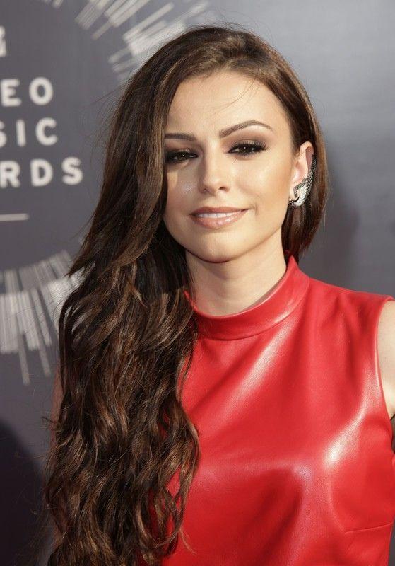 MTV Video Music Awards 2014: fryzury i makijaż gwiazd, Cher Lloyd, fot. East News