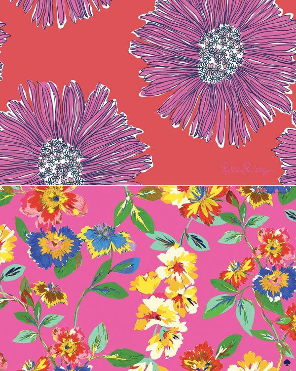 Fancy Florals for your Tech